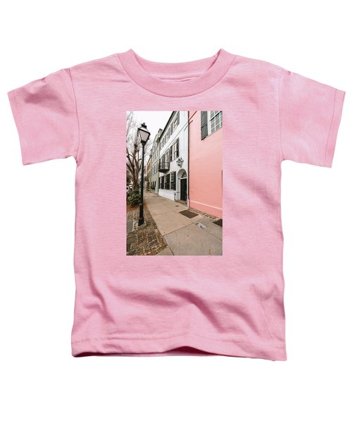 Around The Street Lamp Toddler T-Shirt