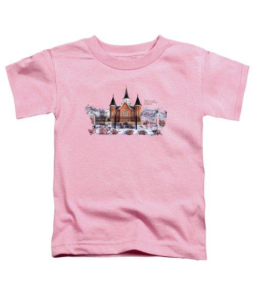 Provo City Center Temple Canvas Print, Photographic Print, Art Print, Framed Print, Greeting Card, Toddler T-Shirt