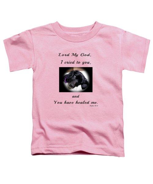 Edie  Toddler T-Shirt