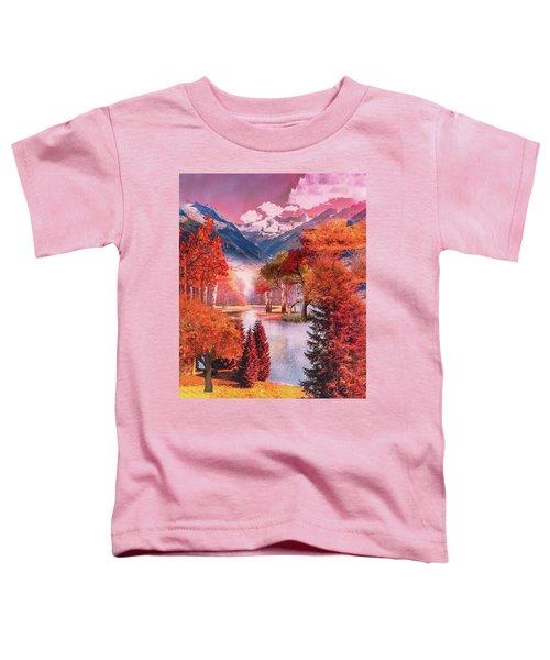 Autumn Landscape 1 Toddler T-Shirt