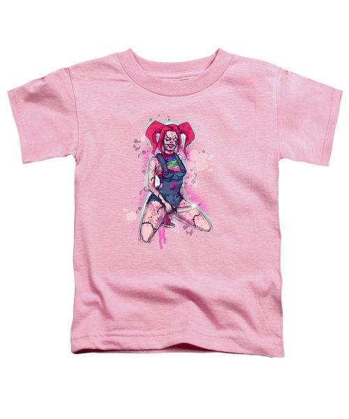 Bad Girl Toddler T-Shirt