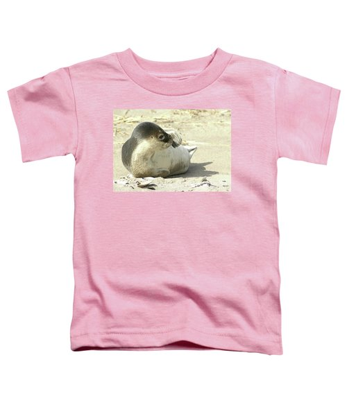 Beach Seal Toddler T-Shirt
