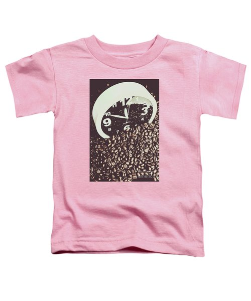 Bean Break Toddler T-Shirt