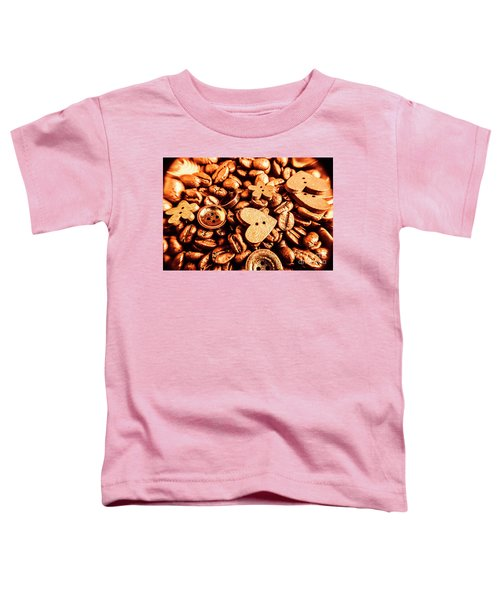 Beans And Buttons Toddler T-Shirt