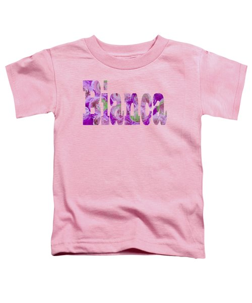 Bianca 2 Toddler T-Shirt
