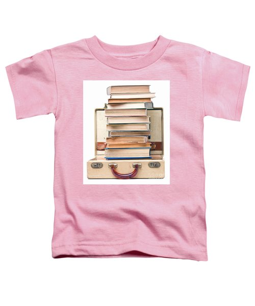Book Lovers Vacation Toddler T-Shirt