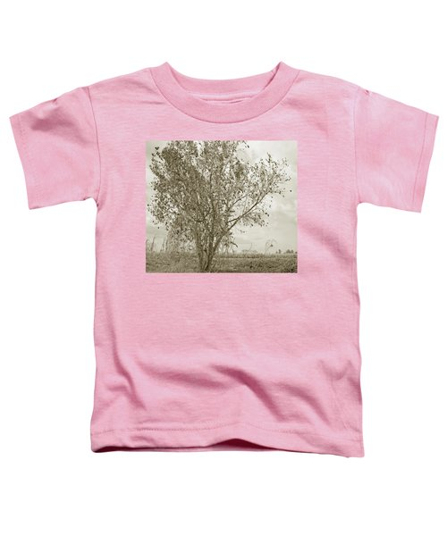 Burned Toddler T-Shirt