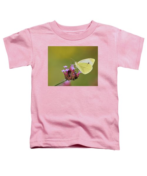 Cabbage White Butterfly Toddler T-Shirt