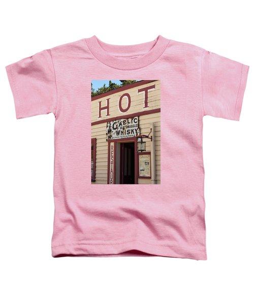 Cardrona Hotel, Cardrona, Otago, South Toddler T-Shirt