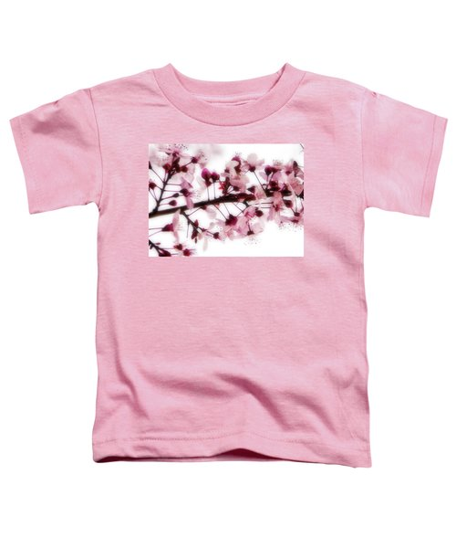 Cherry Triptych Center Panel Toddler T-Shirt