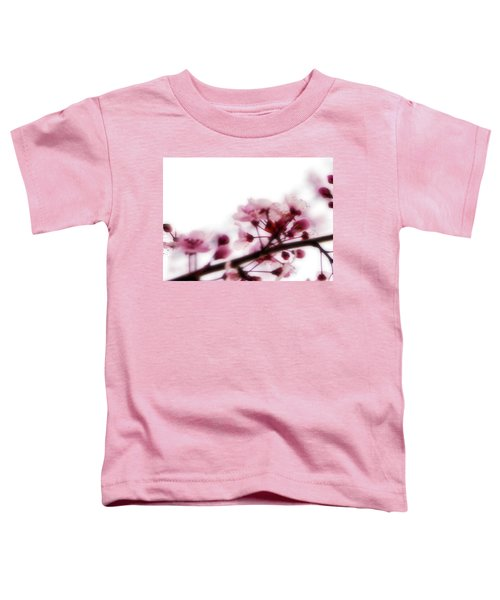 Cherry Triptych Left Panel Toddler T-Shirt