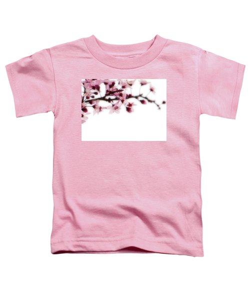 Cherry Triptych Right Panel Toddler T-Shirt