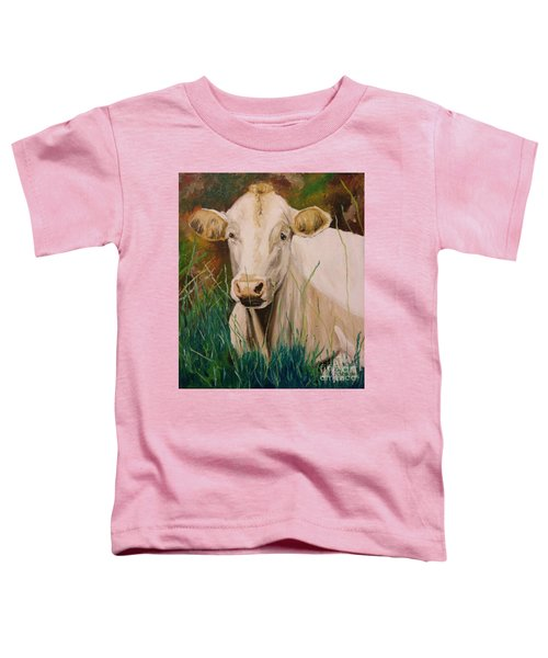 Contentment Toddler T-Shirt