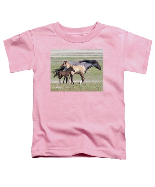 Contrasts Toddler T-Shirt