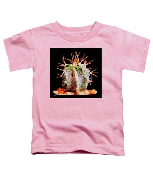 Crazy  Cactus Toddler T-Shirt