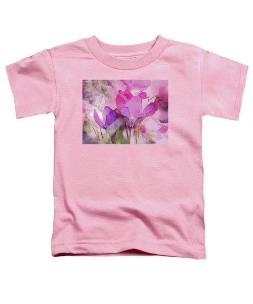 Crocus So Pink Toddler T-Shirt