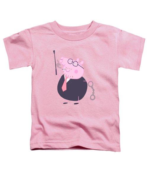 Daddy Pig Toddler T-Shirt