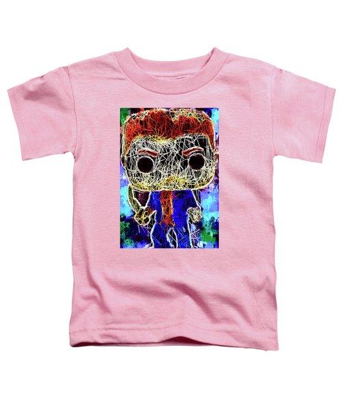 Dean Winchester Supernatural Toddler T-Shirt
