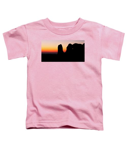 Desert Night Toddler T-Shirt
