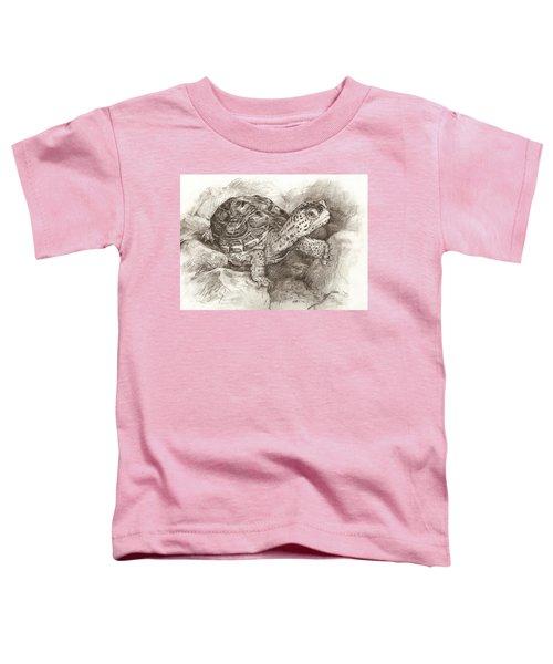 Diamondback Terrapin Toddler T-Shirt