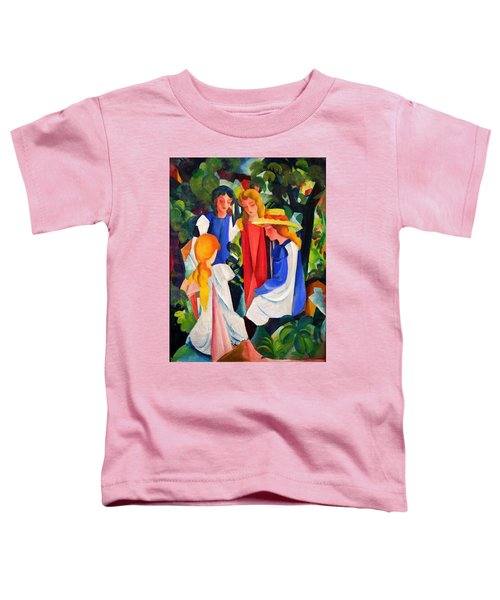 Digital Remastered Edition - Four Girls Toddler T-Shirt