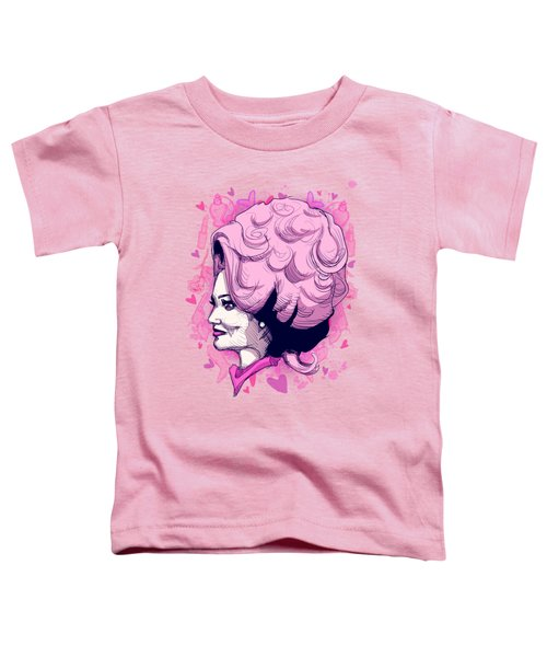 Dolly P Toddler T-Shirt