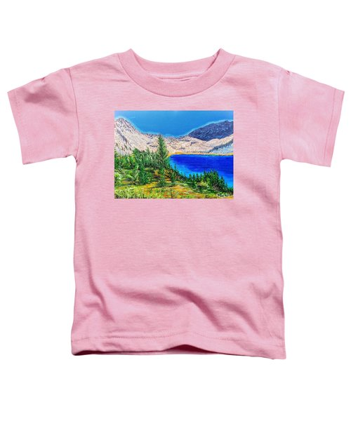 Duck Pass Toddler T-Shirt