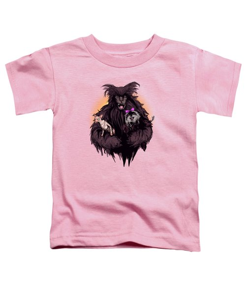 Edgar, Rankle, And Rose Toddler T-Shirt