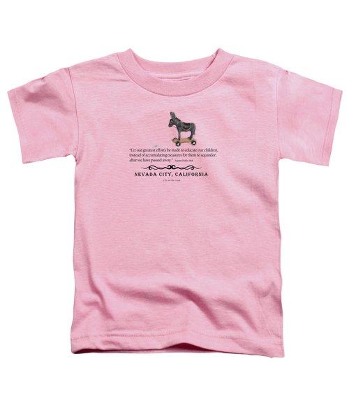 Educational Treasure Toddler T-Shirt