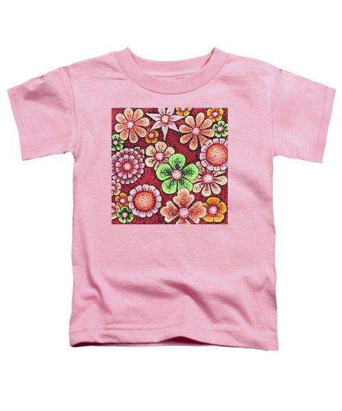 Efflorescent 5 Toddler T-Shirt
