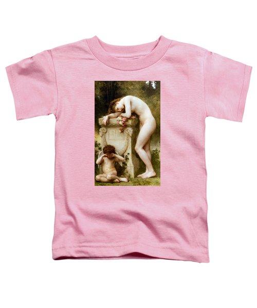 Ellergy 1899 William Bouguereau Toddler T-Shirt