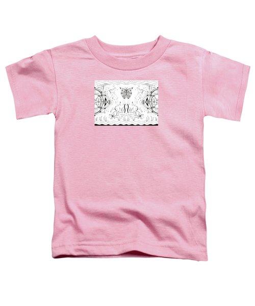 Endless Flow 3 Toddler T-Shirt