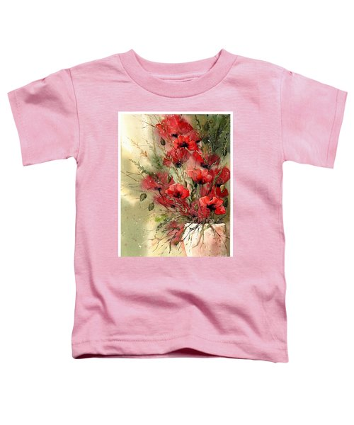 Everything About Poppies I Toddler T-Shirt