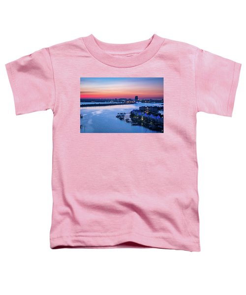 Firstlight Over Clearwater Toddler T-Shirt