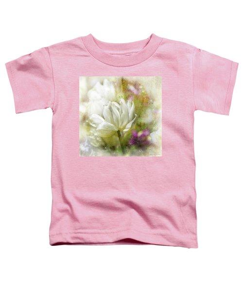 Floral Dust Toddler T-Shirt
