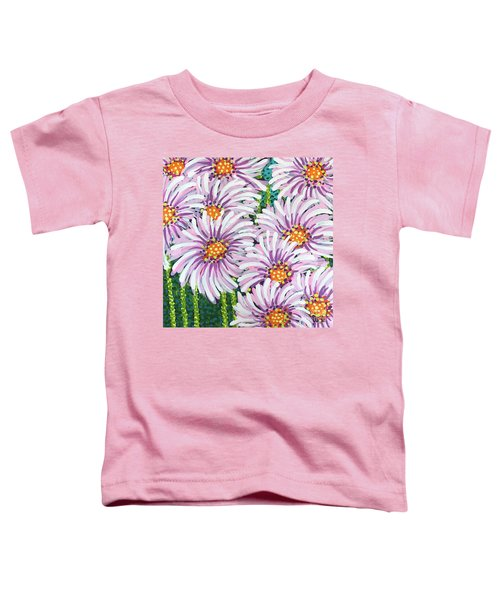 Floral Whimsy 1 Toddler T-Shirt