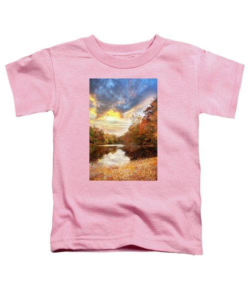 For The Love Of Autumn Toddler T-Shirt
