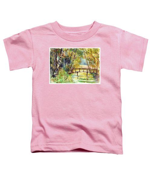 Forgotten Bridge Toddler T-Shirt