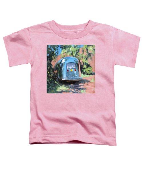 Glamping In Dappled Light Toddler T-Shirt