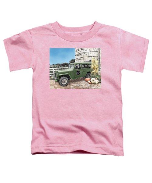 Harvest At Magnolia Toddler T-Shirt