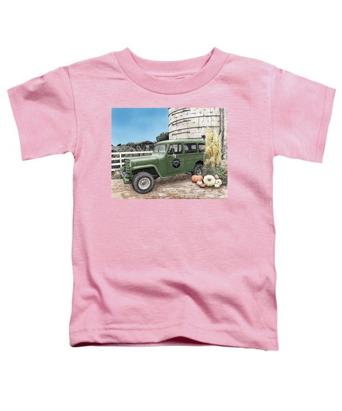 Harvest At Magnolia Toddler T-Shirt
