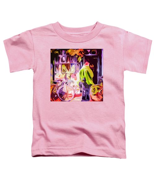 Hertford Flower Shop Toddler T-Shirt