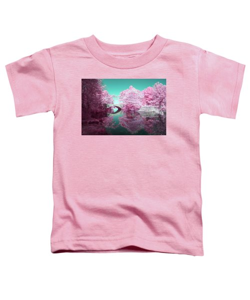 Infrared Bridge Toddler T-Shirt