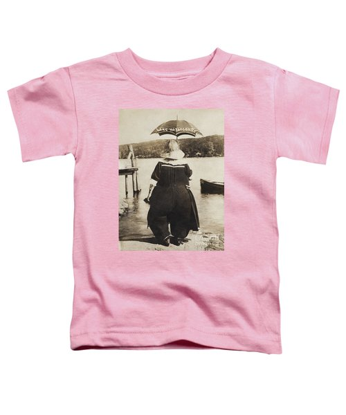 It Floats - Version 2 Toddler T-Shirt