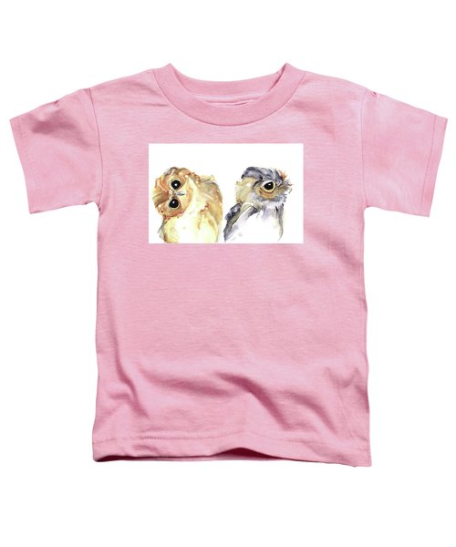 Just The Two Of Us Toddler T-Shirt