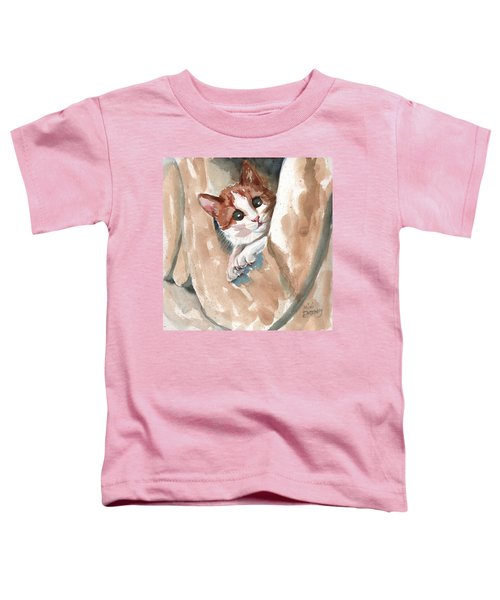 Kitten Toddler T-Shirt
