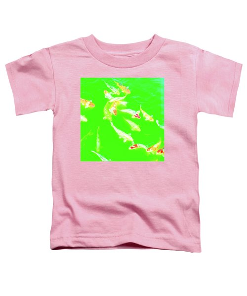 Koicarpscape 4 Toddler T-Shirt