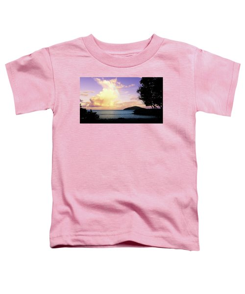 Last Rainbow Of The Day Toddler T-Shirt