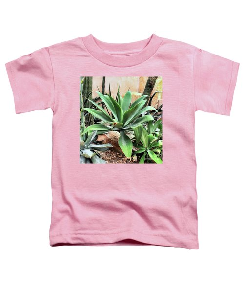 Lion's Tail Agave Toddler T-Shirt