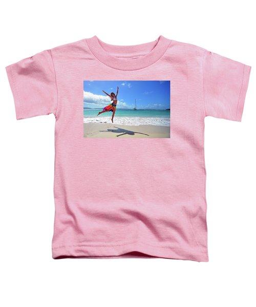 Lollick Frolic Toddler T-Shirt